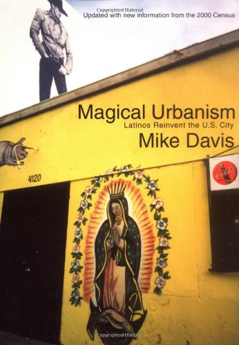 Magical Urbanism Latinos Reinvent the US City  2001 edition cover