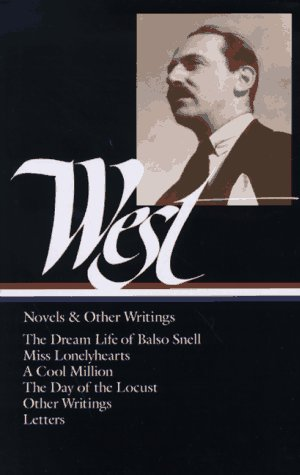 West Novels and Other Writings  1997 edition cover