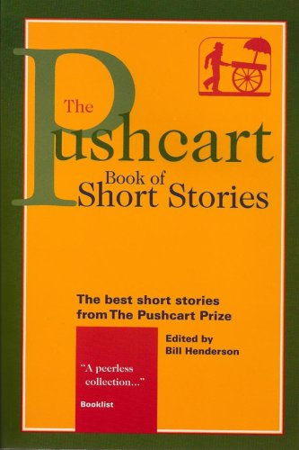 Pushcart Book of Short Stories  N/A 9781888889284 Front Cover