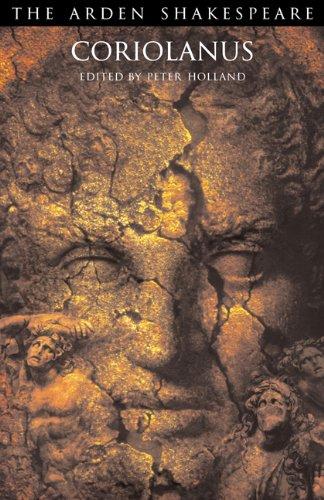 Coriolanus  3rd 2010 edition cover