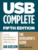 USB Complete The Developer's Guide 5th 2015 edition cover