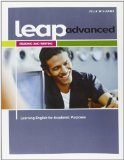 Leap Advanced Reading and Writing   2013 (Student Manual, Study Guide, etc.) edition cover