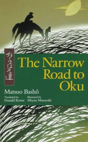 Narrow Road to Oku   1996 edition cover