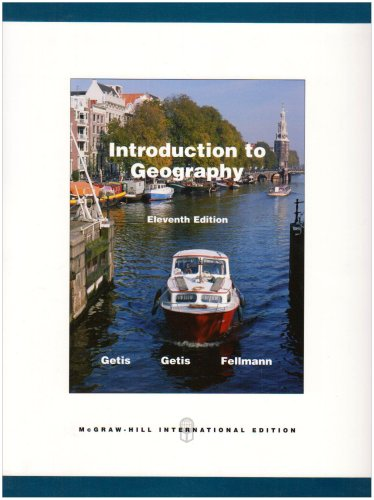 Introduction to Geography N/A edition cover