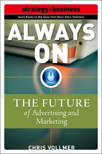 Always On Advertising, Marketing, and Media in an Era of Consumer Control  2008 edition cover
