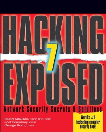 Network Security Secrets and Solutions  7th 2012 edition cover