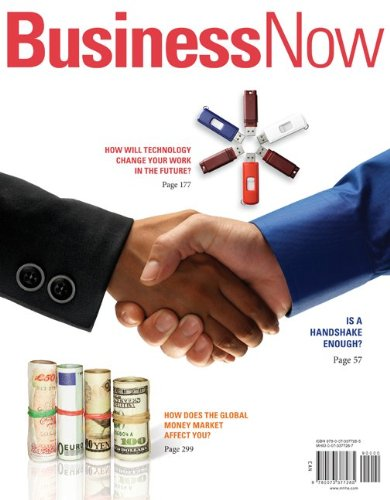 Business Now  2nd 2011 edition cover
