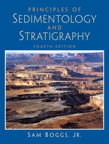 Principles of Sedimentology and Stratigraphy  4th 2006 (Revised) edition cover