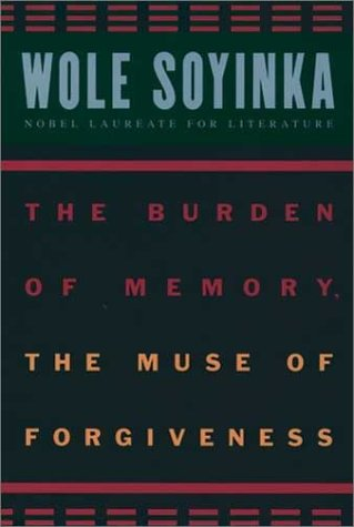 Burden of Memory, the Muse of Forgiveness   2000 edition cover