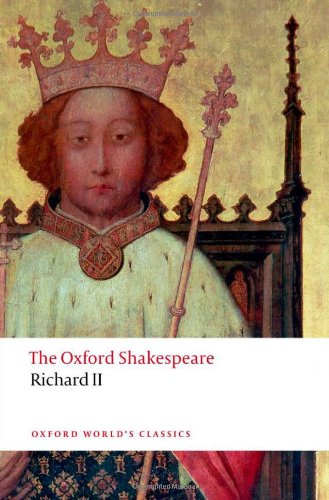 Richard II   2011 edition cover