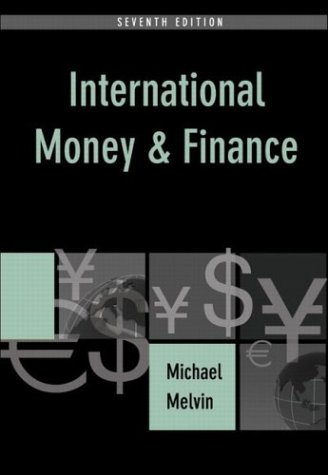 International Money and Finance  7th 2004 edition cover