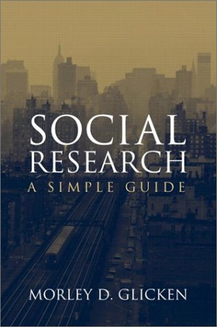 Social Research A Simple Guide  2003 edition cover