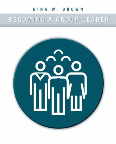 Becoming a Group Leader   2009 edition cover