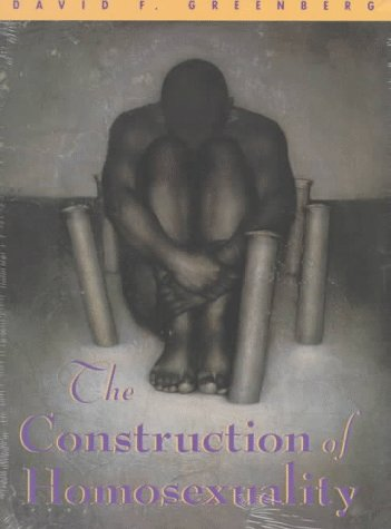 Construction of Homosexuality   1990 edition cover