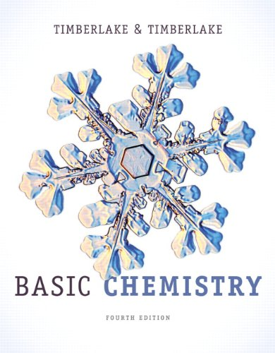 Basic Chemistry  4th 2014 9780321809285 Front Cover