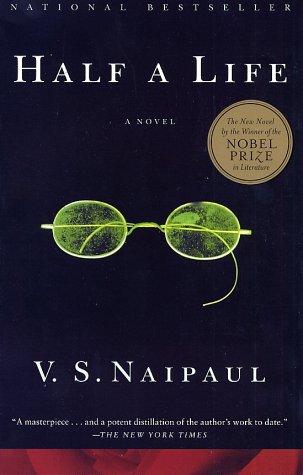 Half a Life A Novel N/A 9780375707285 Front Cover