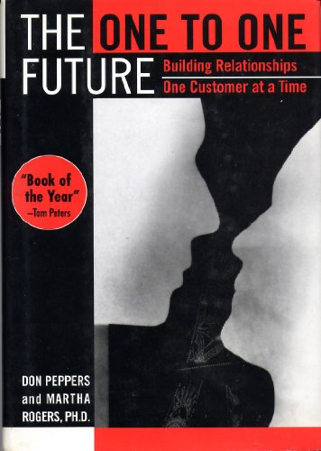 One to one Future   1993 9780385425285 Front Cover
