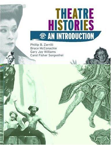Intro Theatre Histories   2004 edition cover