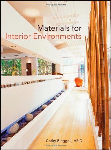 Materials for Interior Environments   2008 edition cover