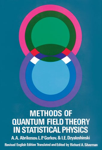 Methods of Quantum Field Theory in Statistical Physics   1975 (Reprint) edition cover