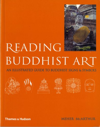Reading Buddhist Art An Illustrated Guide to Buddhist Signs and Symbols  2004 edition cover
