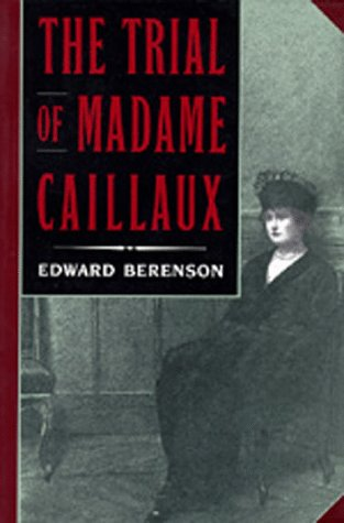 Trial of Madame Caillaux  N/A edition cover