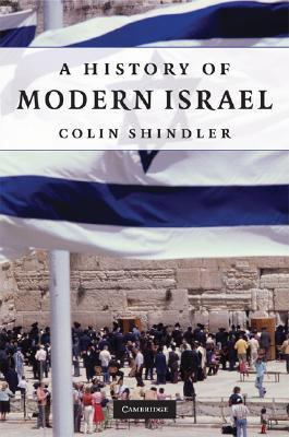 History of Modern Israel   2008 9780521850285 Front Cover
