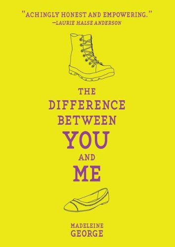 Difference Between You and Me   2012 edition cover