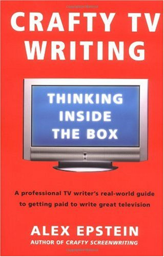 Crafty TV Writing Thinking Inside the Box  2006 edition cover