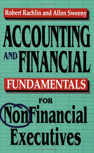 Accounting and Financial Fundamentals for Nonfinancial Executives  2nd 1996 edition cover