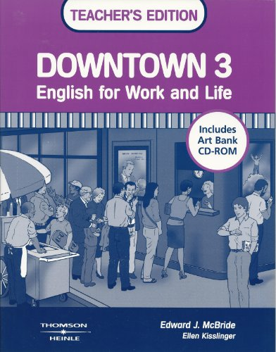 Downtown 3  N/A edition cover