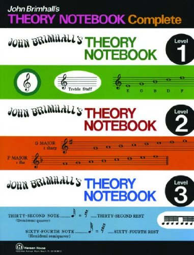 Theory Notebook Complete N/A edition cover