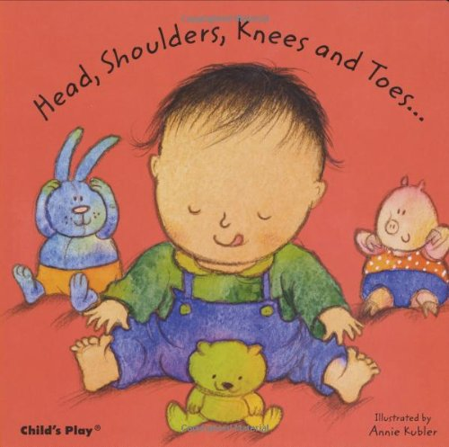 Head, Shoulders, Knees and Toes ...   2002 9780859537285 Front Cover