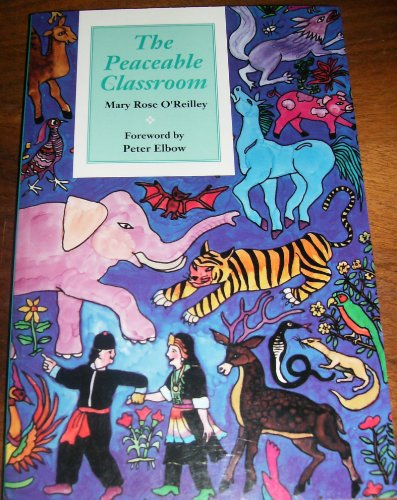 Peaceable Classroom   1993 9780867093285 Front Cover
