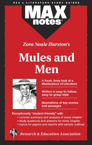 Mules and Men  N/A edition cover