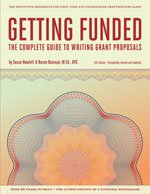 Getting Funded The Complete Guide to Writing Grant Proposals 5th (Revised) edition cover