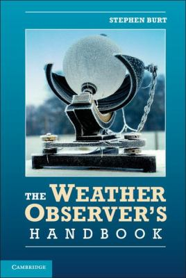 Weather Observer's Handbook   2012 edition cover