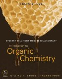 Student Solutions Manual to Accompany Introduction to Organic Chemistry  5th 2013 edition cover