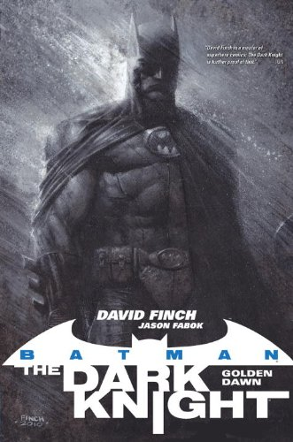 Dark Knight - Golden Dawn   2012 9781401238285 Front Cover