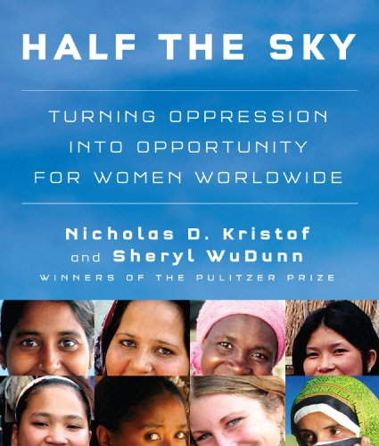 Half the Sky: Turning Oppression into Opportunity for Women Worldwide  2009 edition cover
