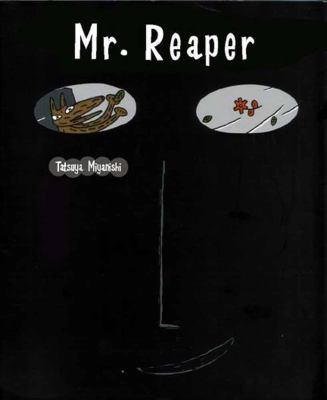Mr. Reaper   2012 9781935654285 Front Cover