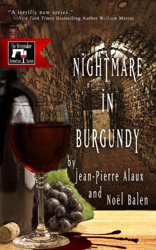 Cauchemar en C�tes-De-Nuits   2014 9781939474285 Front Cover