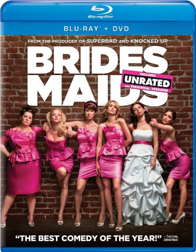 Bridesmaids [Blu-ray] System.Collections.Generic.List`1[System.String] artwork