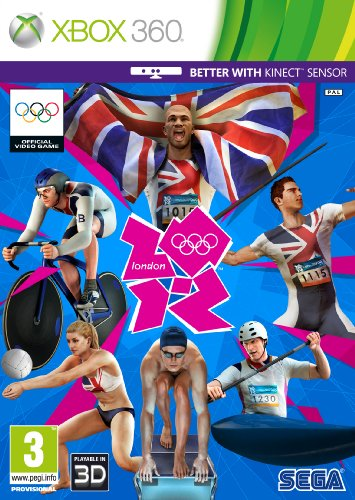 London 2012 - The Official Video Game of the Olympic Games (Xbox 360) Xbox 360 artwork