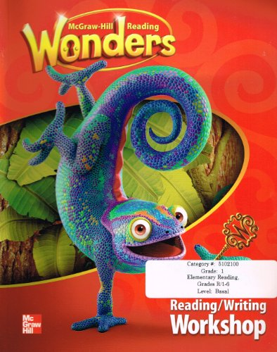 McGraw-Hill Reading Wonders: CCSS Reading/Language Arts Program Paperback – 2014 2nd 9780021197286 Front Cover
