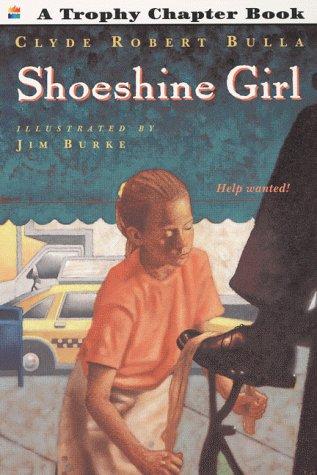 Shoeshine Girl  Reprint edition cover
