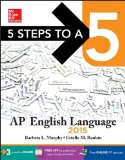 AP English Language 2015  6th 2014 edition cover