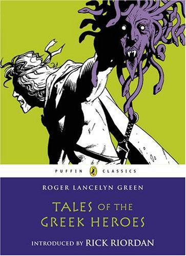 Tales of the Greek Heroes   2009 edition cover