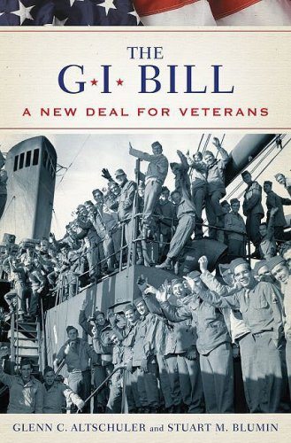 GI Bill A New Deal for Veterans  2009 edition cover