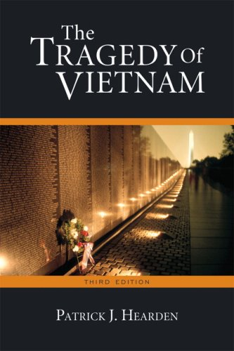 Tragedy of Vietnam  3rd 2008 9780205551286 Front Cover